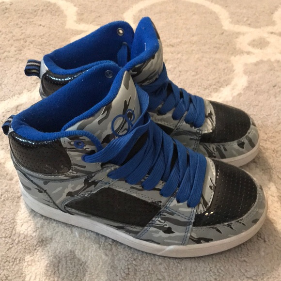 e18a49d383f61 OP Shoes | Boys High Ts Used Good Condition | Poshmark